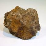 Mówiąc o meteorytach żelazno-kamiennych - nie można nie wspomnieć jedynego polskiego przedstawiciela - Łowicza. Ten okaz - pomimo, że dość mocno zwietrzały - wciąz posiada charakterystyczną strukturę powierzchi typową dla meteorytów.